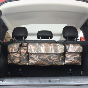 Trunk And Backseat Car Organizer Storage for SUVS