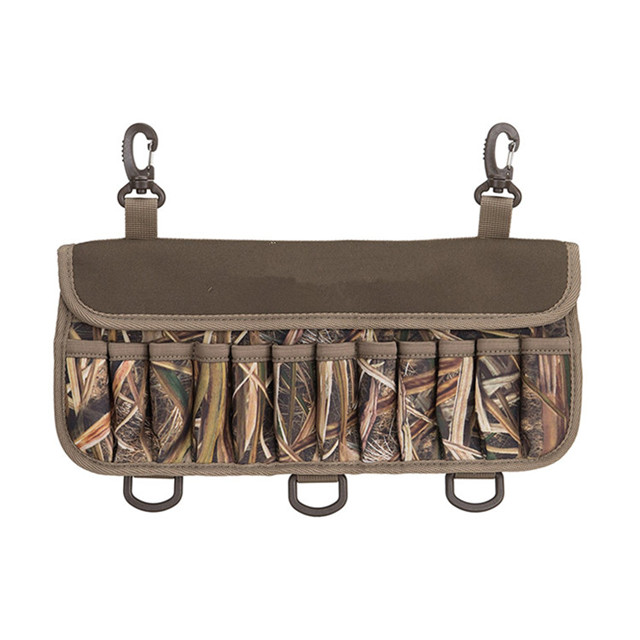 Outdoor Camo Chest Shell Holder