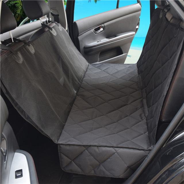 Car Seat Cover Hammock with Mesh Window For Cars