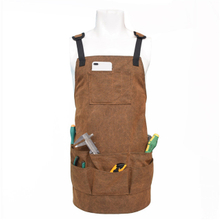 Canvas Waterproof Wear-resistant Multipocket Garden Tools Aprons