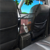Car Seat Storage Mesh/Organizer - Mesh Cargo Net Hook Pouch Holder