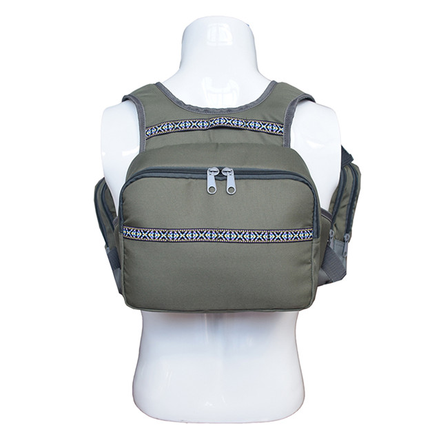 Multi Pockets Professional Adult Fishing Surfing Life Vest