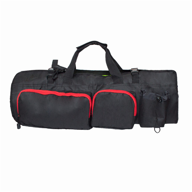 Sports And The City Large Yoga Mat Bag With Multi-Functional Storage Pockets