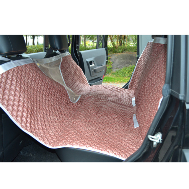 Hammock Pet Mat Waterproof Oxford Dog Seat Cover