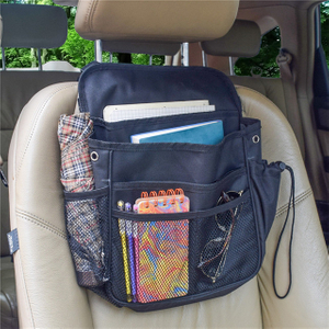 Car Back Front Seat Organizer Holder Multi-Pocket Travel Storage Bag