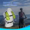Outdoor Sports Gear Lightweight Breathable Adjustable Straps Backpack Jogging Cycling Marathon Hiking Running Vest