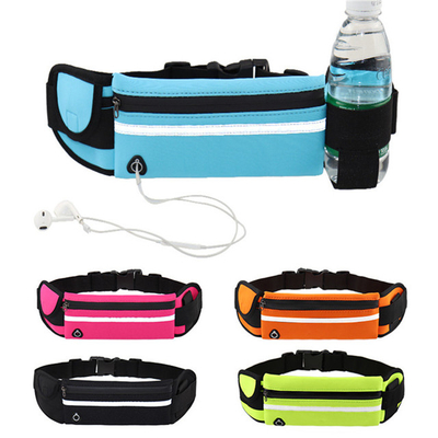 Waterproof Multifunction Sports Waist Belt Bag with A Kettle Pocket