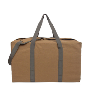 Men and Women Canvas Duffle Travel Luggage Clothing Bag