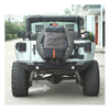 Waterproof 1680D Heavy Duty Oxford Spare Tire Foldable Large Capacity Trash Bag Storag e Bag for SUV JEEP FJ