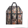 Canvas Firewood Log Carrier Tote Bag with 2 Handles