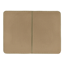 Honeycomb Double Layer EVA Cat Litter Mat