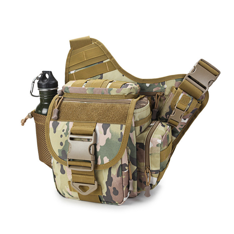 Newest Waterproof Tactical Military Shoulder Sling Backpack