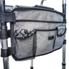 Water Resistant Polyester Walker Tote Wheelchair Bag with Multi Pockets